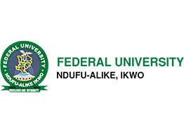Federal University Ndufu-Alike Ikwo